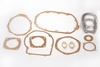 Kit of paper gaskets for engine repair URAL